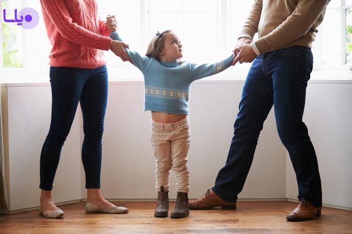 جلوگیری از دیدن فرزند