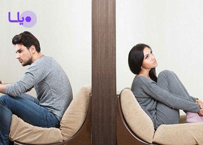 طلاق زن و مرد