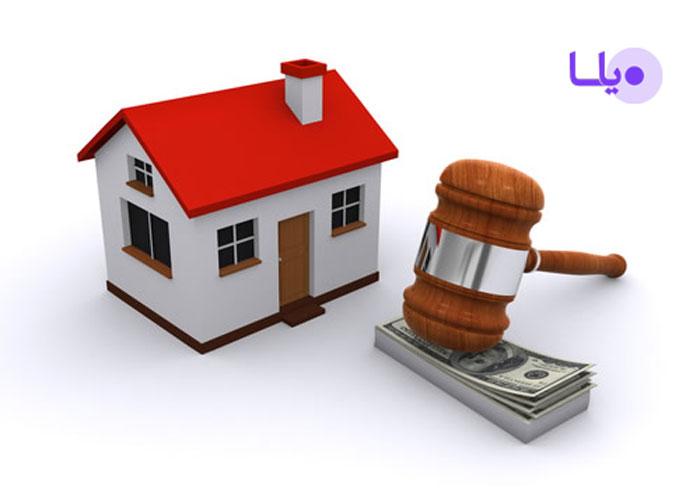افراز اموال مشاع