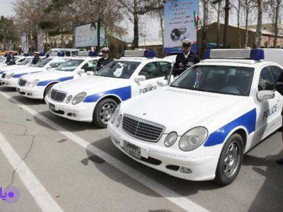 توقیف قانونی وسایل نقلیه