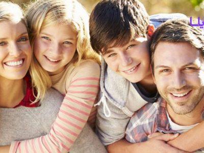 عشق و محبت در خانواده
