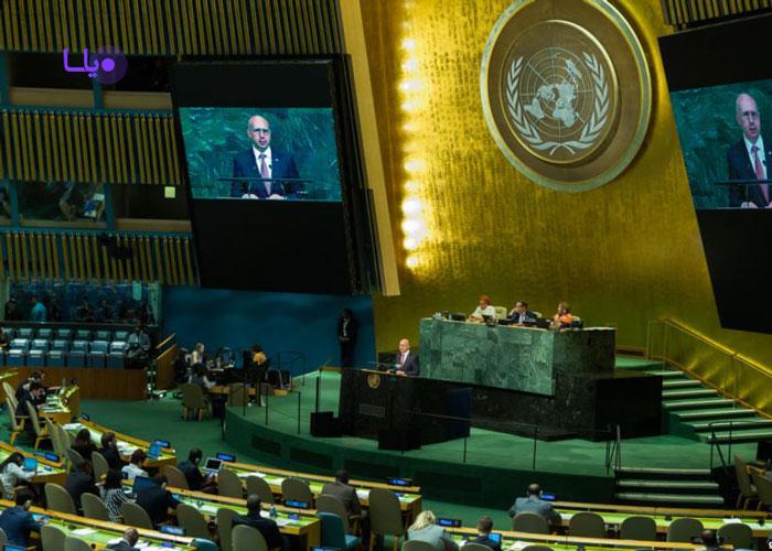 قطعنامه های سازمان ملل