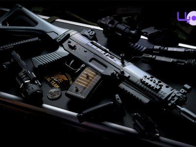 سلاح غیر مجاز