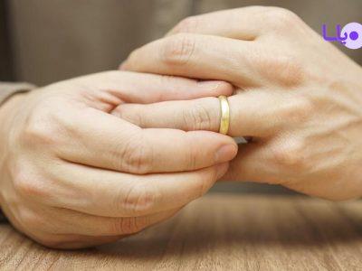طلاق و مناسبات مالی