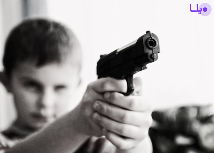 حمل اسلحه در ایران