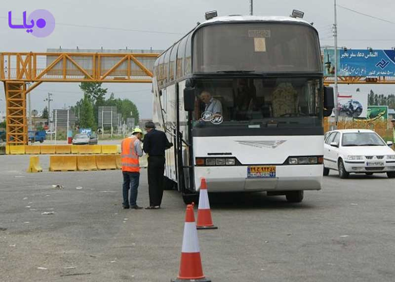 تخلفات حمل و نقل