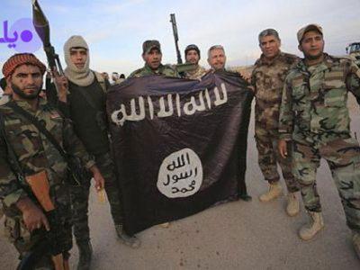 حضور داعش در عراق