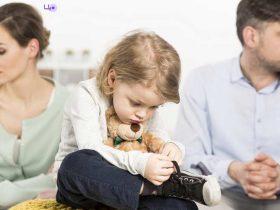 ملاقات فرزند بعد از طلاق
