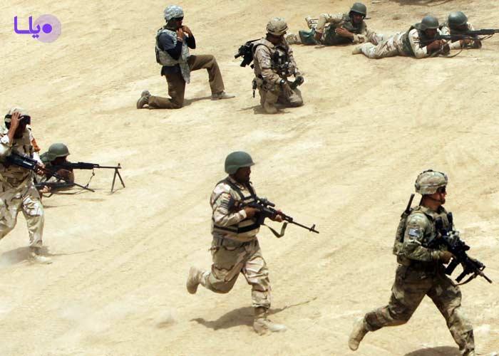 نیروهای مسلح