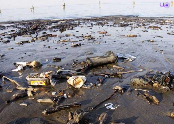 آلودگی دریا
