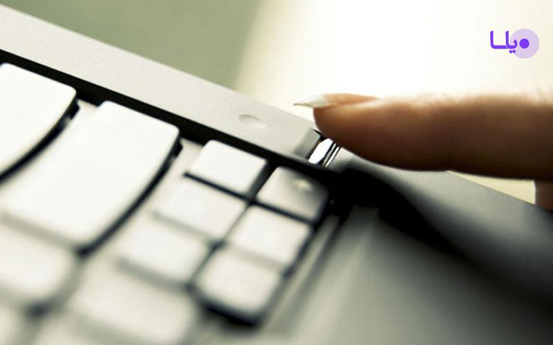 اثر انگشت الکترونیکی
