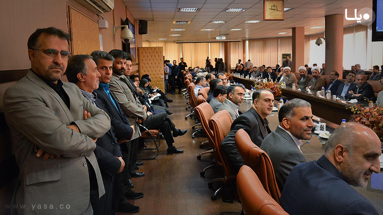 اعضای کمیسیون ماده 100 شهرداری