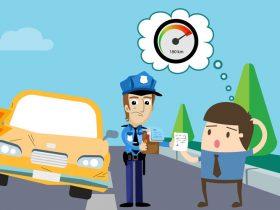 تخلفات رانندگی