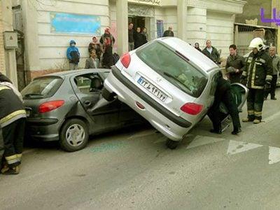 جبران خسارت در سوانح رانندگی