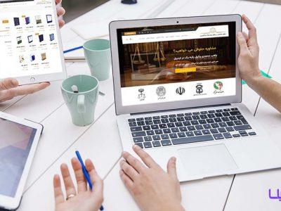 حقوق طراحان وب سایت