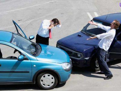 خسارت ناشی از تصادفات