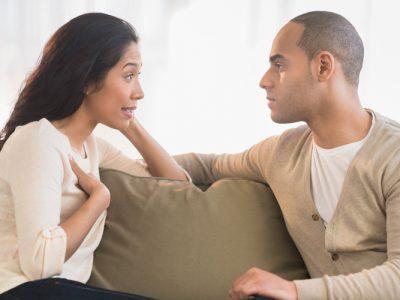 رفتار زوج نسبت به زوجه