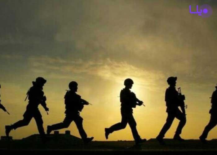 سربازان متاهل