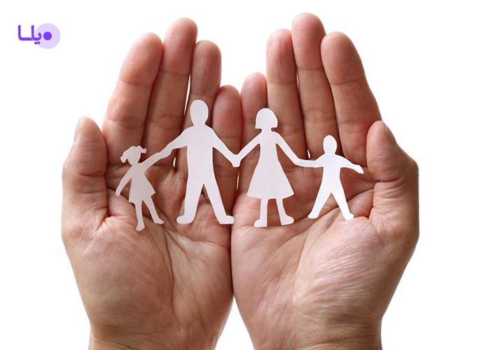 قانون در خانواده
