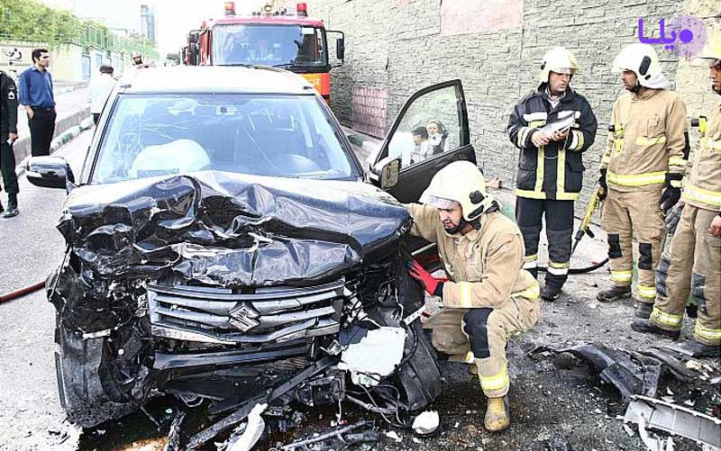 قتل در تصادفات رانندگی