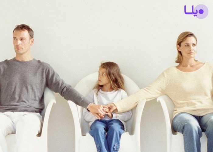 کمک به فرزندان طلاق