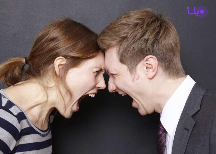 طلاق ناخوشایند