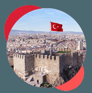 داشتن شرکت در ترکیه