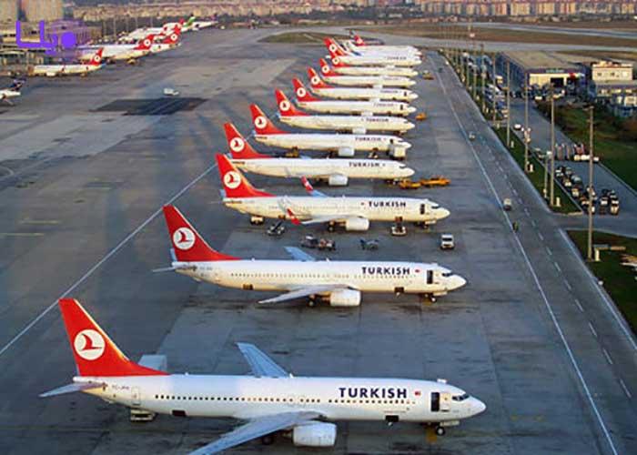 حمل و نقل در ترکیه