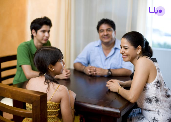 جلسات خانوادگی