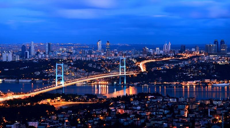 بهترین جای ترکیه