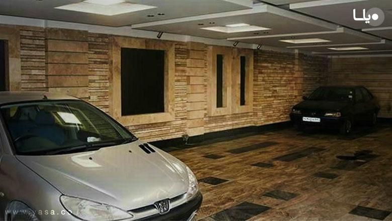 انواع پارکینگ در ساختمان