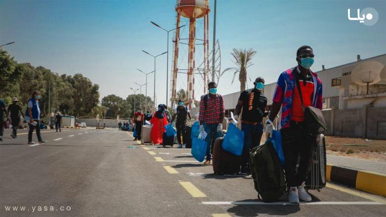 وضع قوانین مربوط به مهاجرت افراد