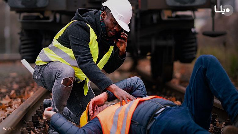 مسئولیت جبران خسارت هنگام کار با چه کسی است؟