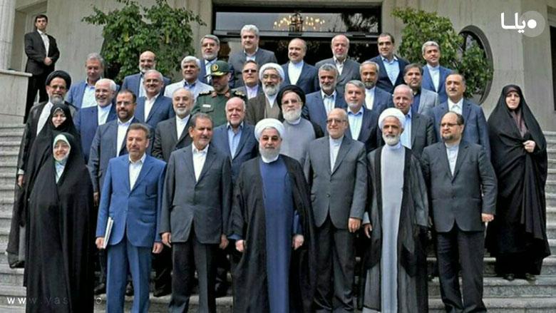 خداحافظی دولت روحانی