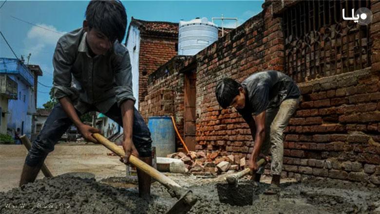 تعریف کار کودکان و علت گرایش آن ها به سمت کار